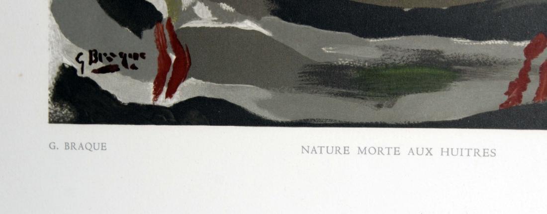 Georges Braque (After) - Nature Morte aux Huitres - 3