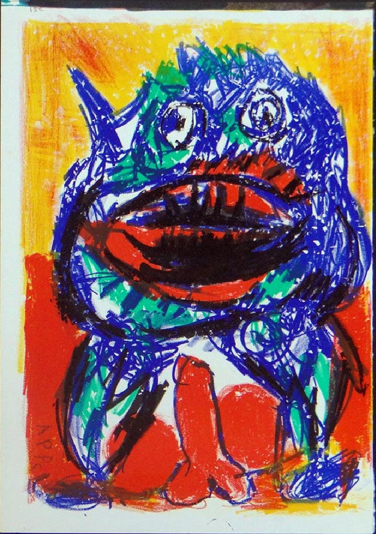 Karel Appel, from One Cent Life