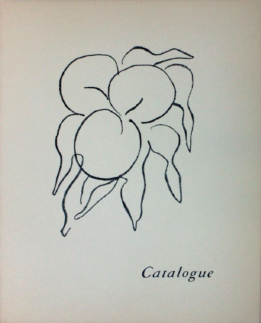 "Henri Matisse ""Fruits"""