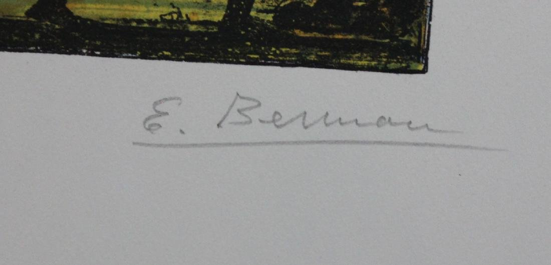 "Eugene Berman ""Untitled"" - 2"