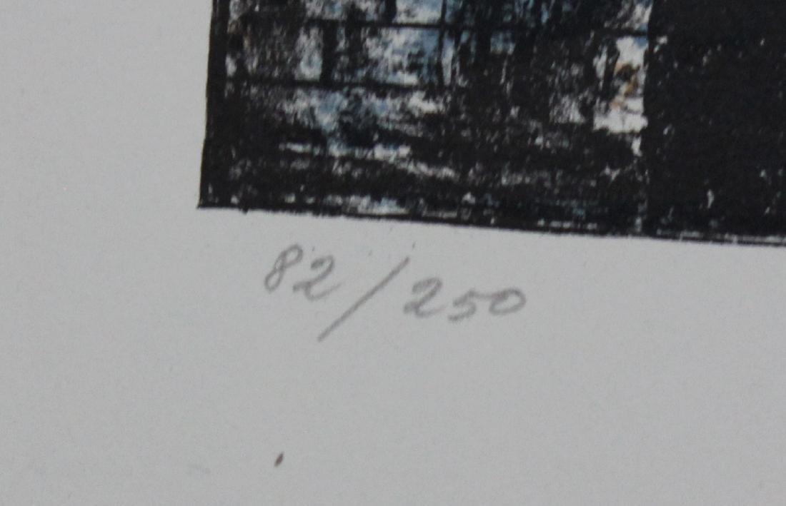 "Eugene Berman ""Untitled"" - 3"