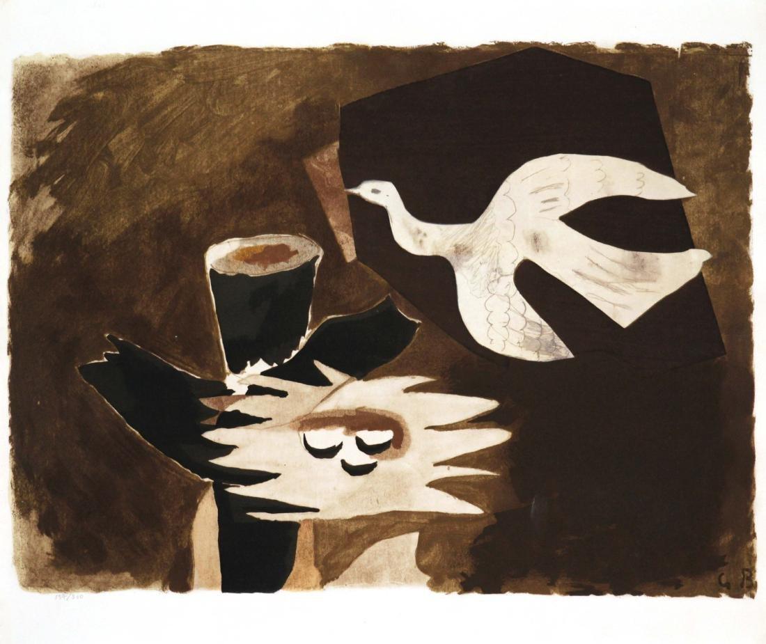Georges Braque - L'oiseau et son Nid