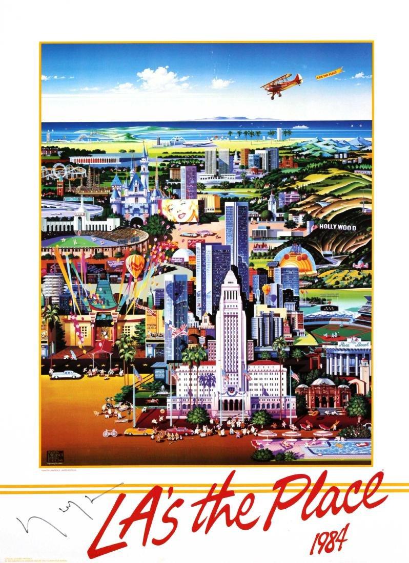 Hiro Yamagata - LA's the Place