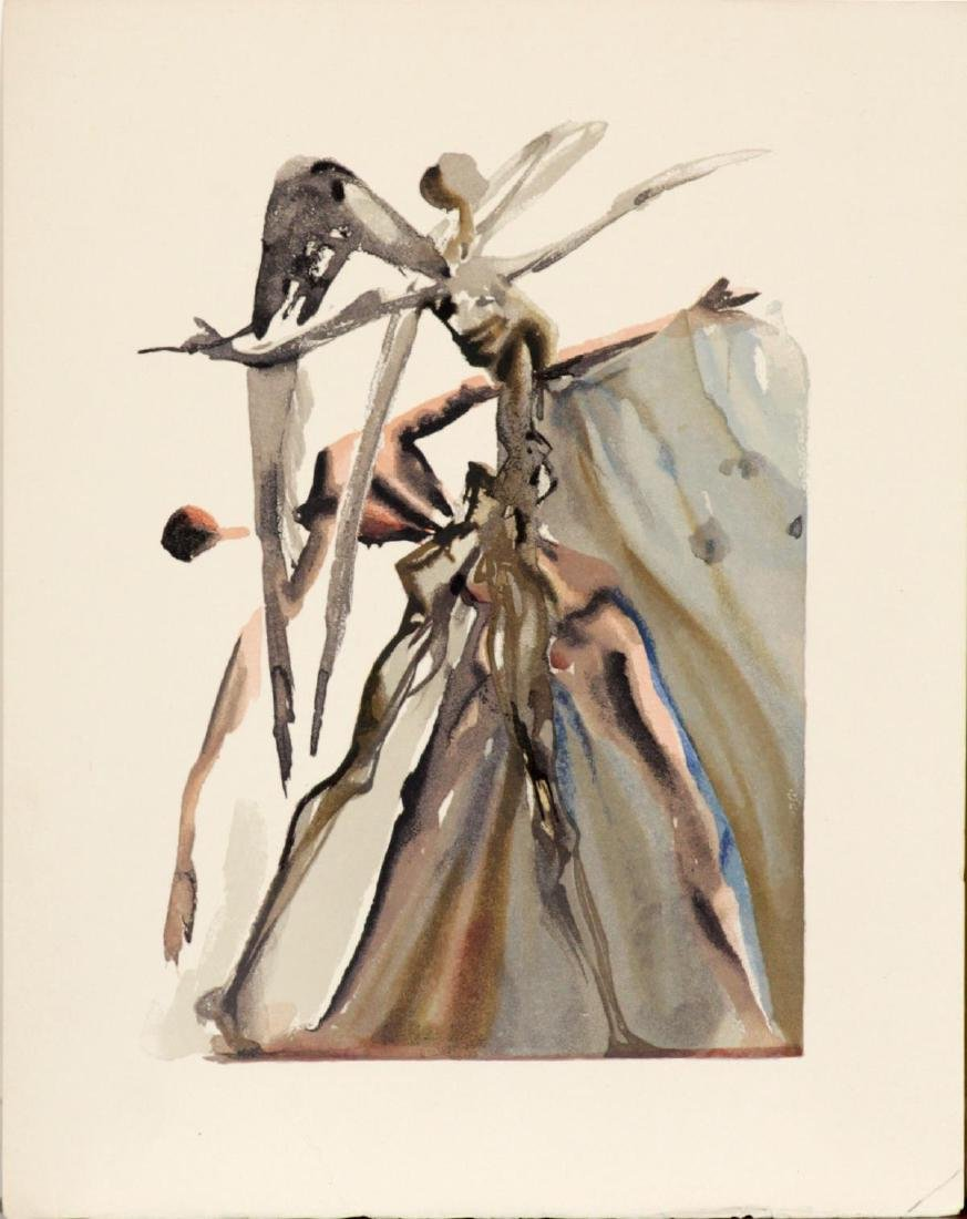 Salvador Dali - The Powers of the Soul