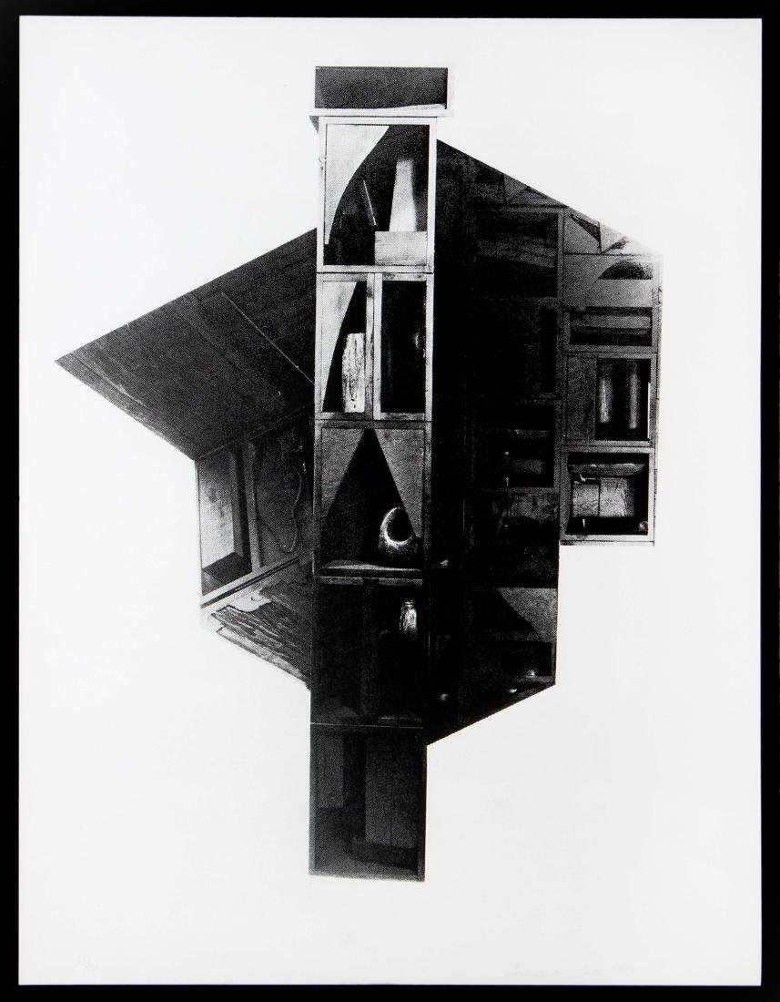 Facades #2 by Louise Nevelson