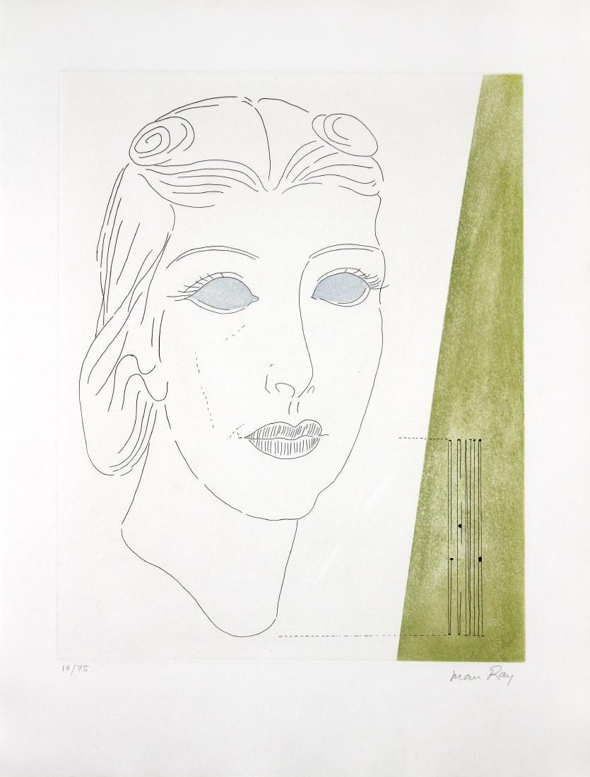 Genia by Man Ray