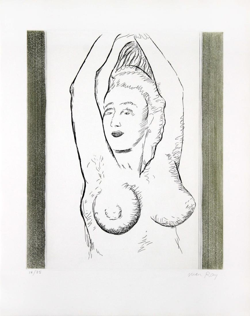 Sonia by Man Ray
