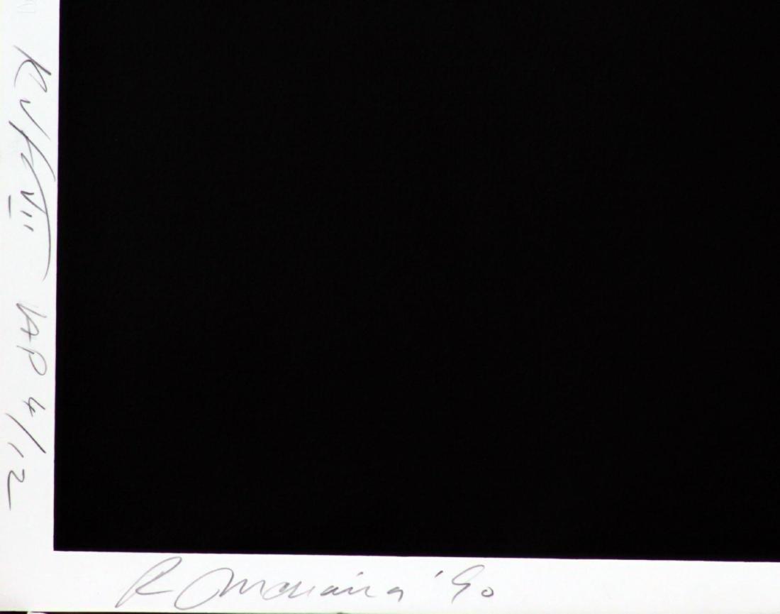 "Robert Indiana - KvF VII from ""Berlin Series"" - 2"