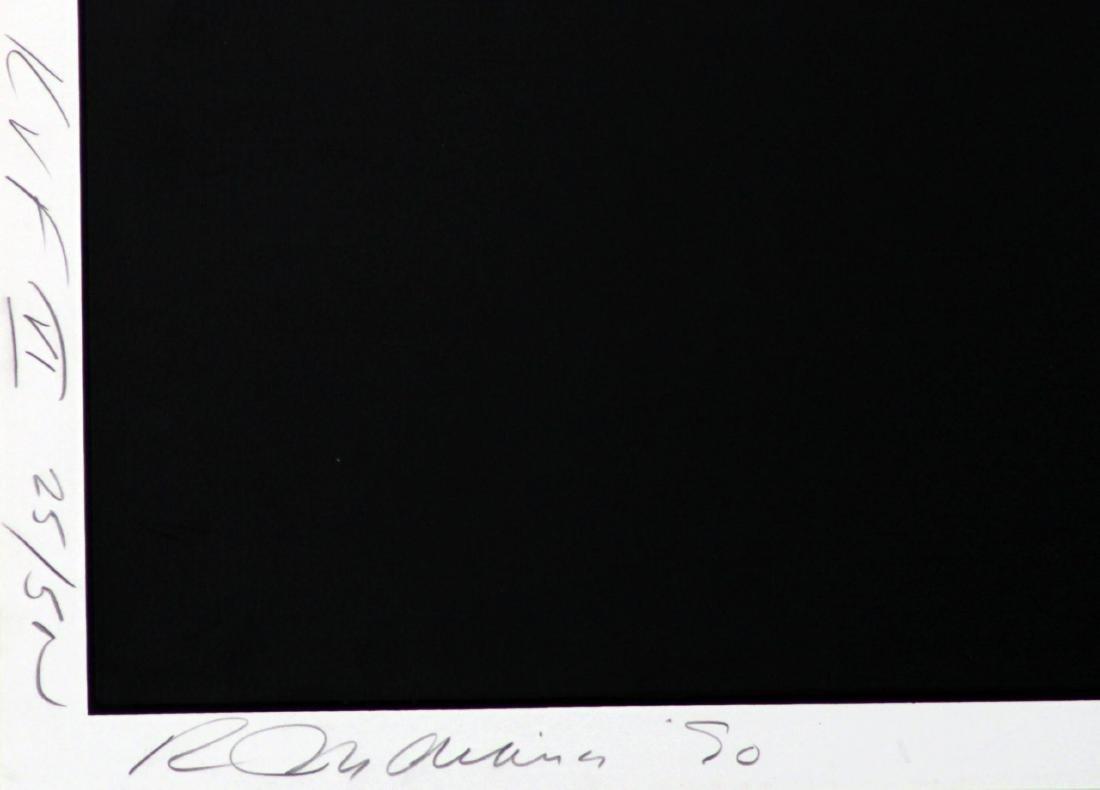 "Robert Indiana - KvF VI from ""Berlin Series"" - 2"
