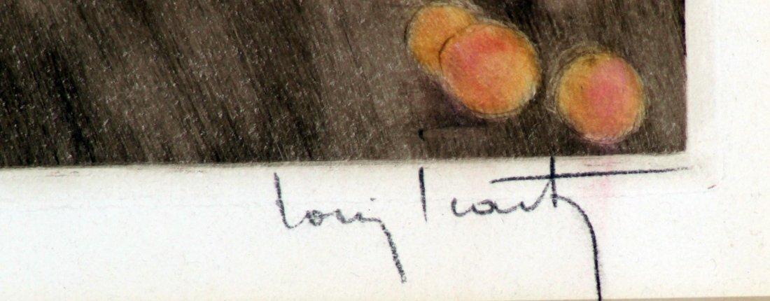 Louis Icart - Spilled Oranges - 2