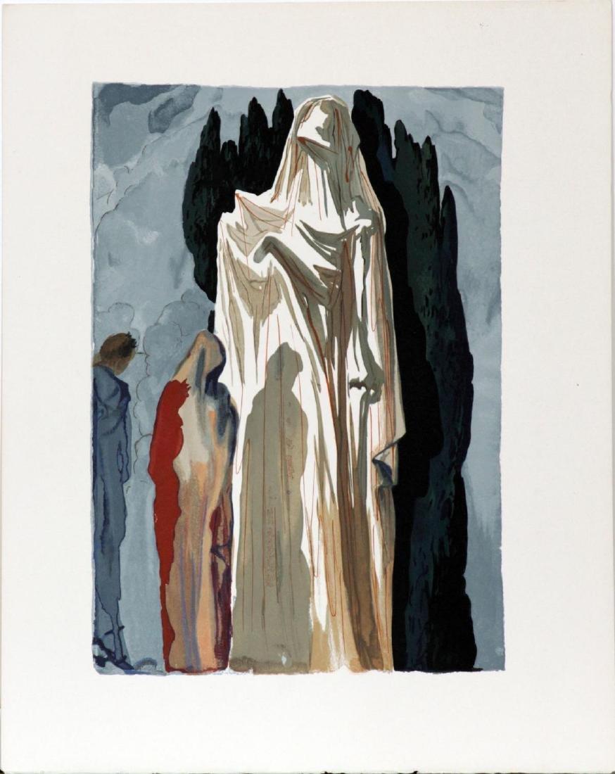 Salvador Dali - The Heritics