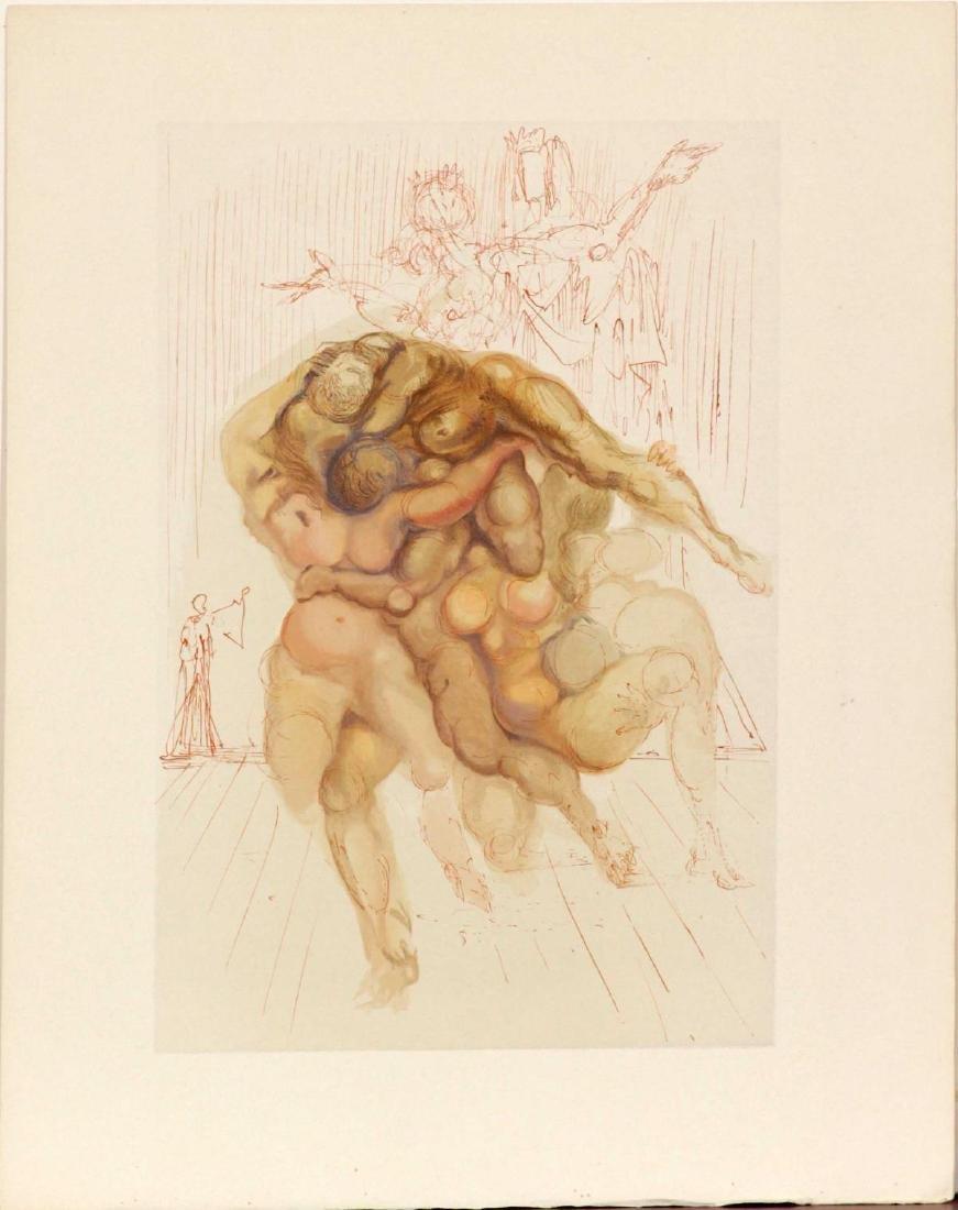 Salvador Dali - The Irascible