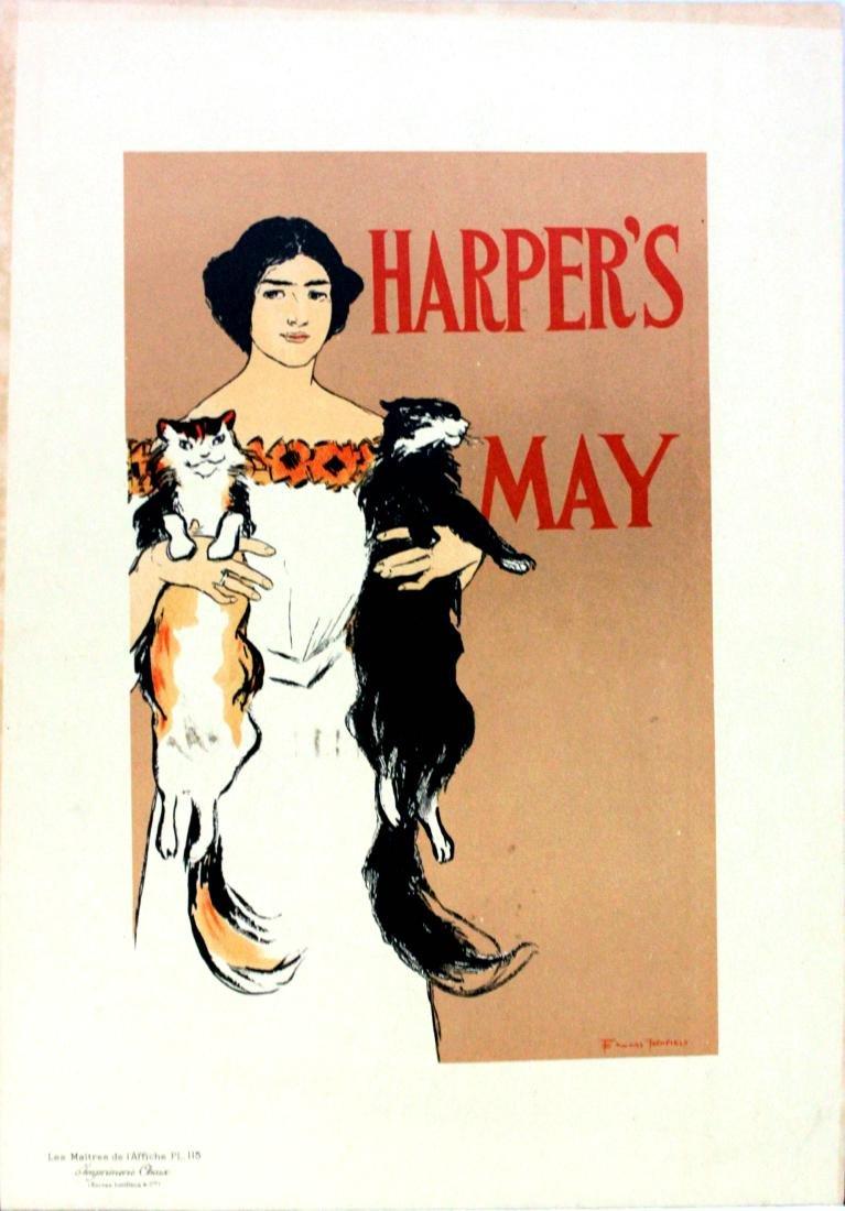 Edward Penfield - Harper's Magazine Vintage Poster