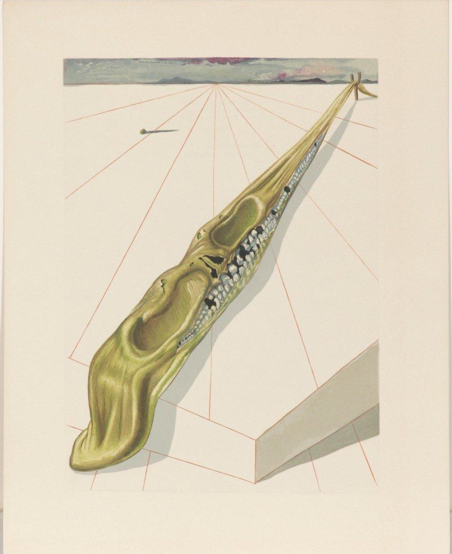 Salvador Dali - The Blasphemers