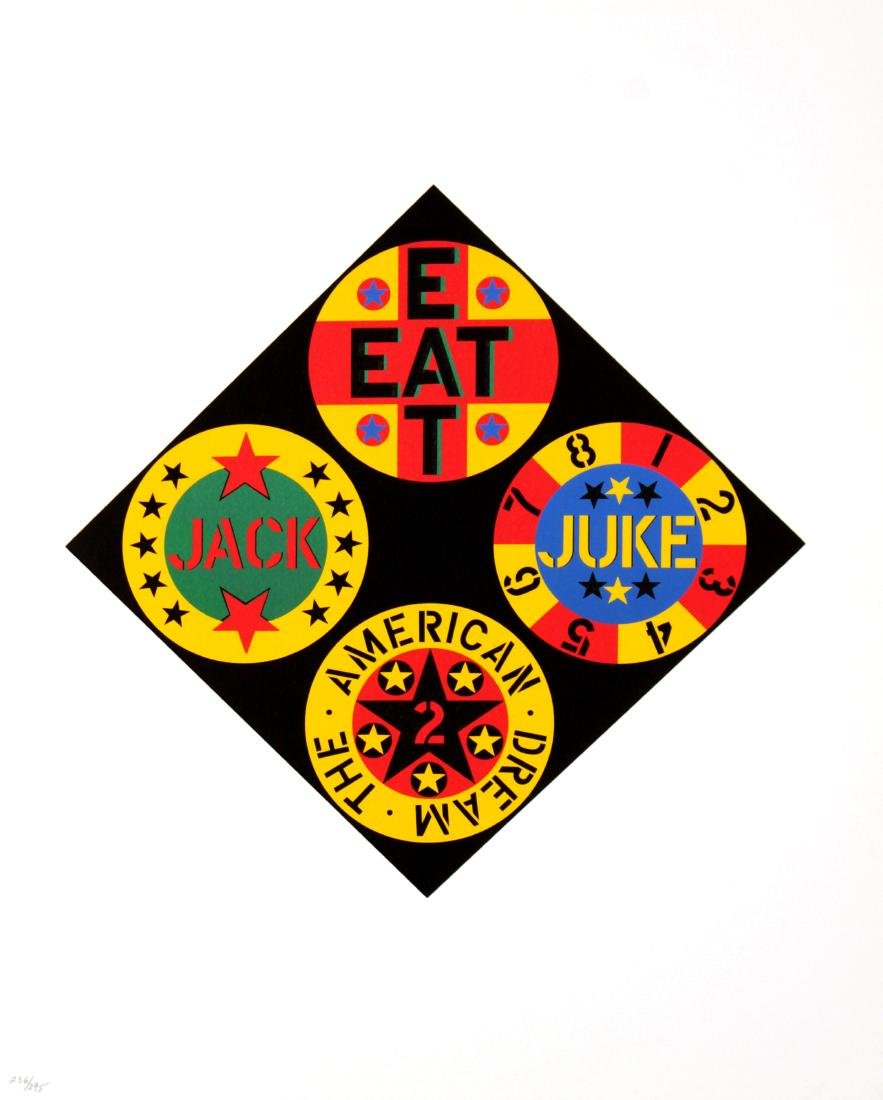 Robert Indiana - The American Dream 11