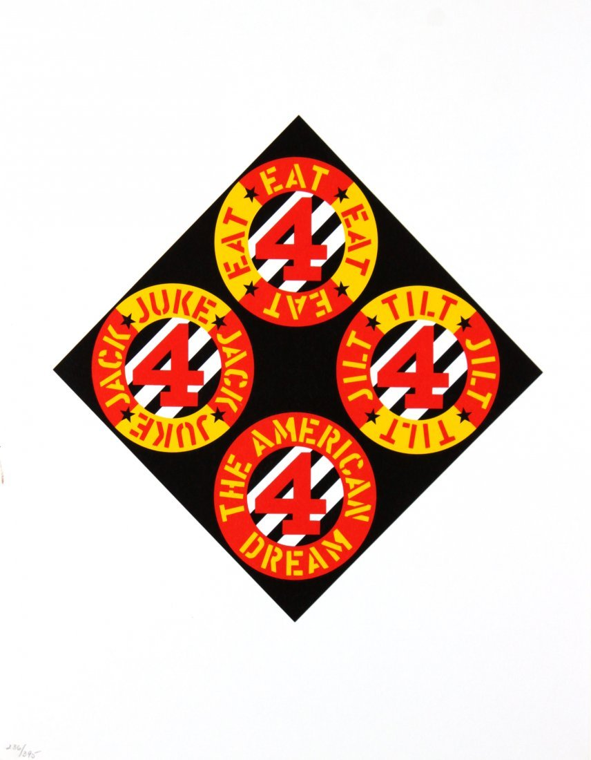 Robert Indiana - The American Dream 10