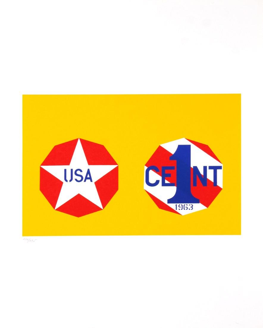 Robert Indiana - The American Dream 9