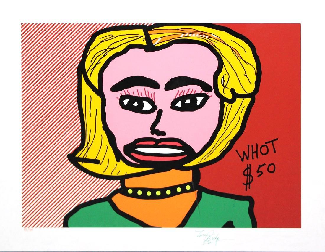 Ringo Starr - Whot $50