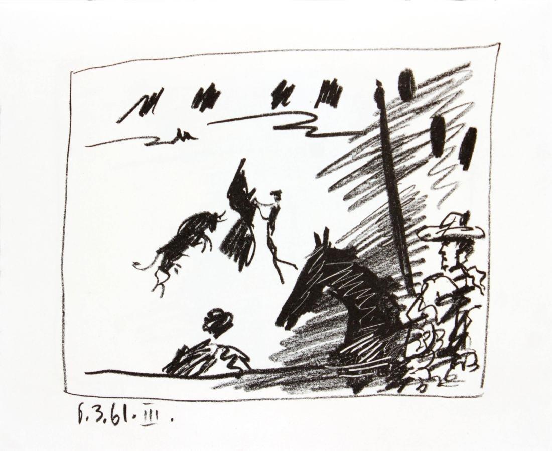 Pablo Picasso - 6.3.61 III