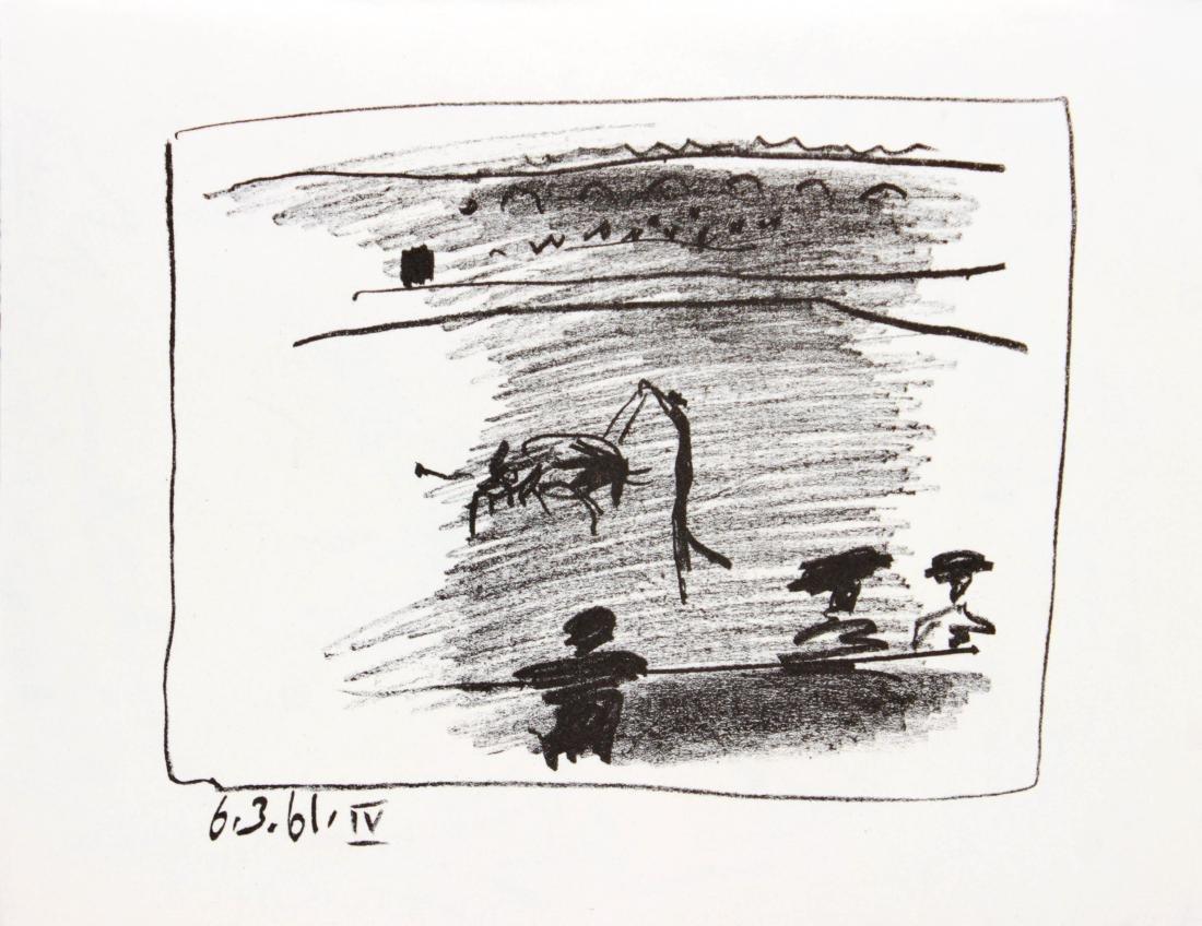 Pablo Picasso - 6.3.61 IV