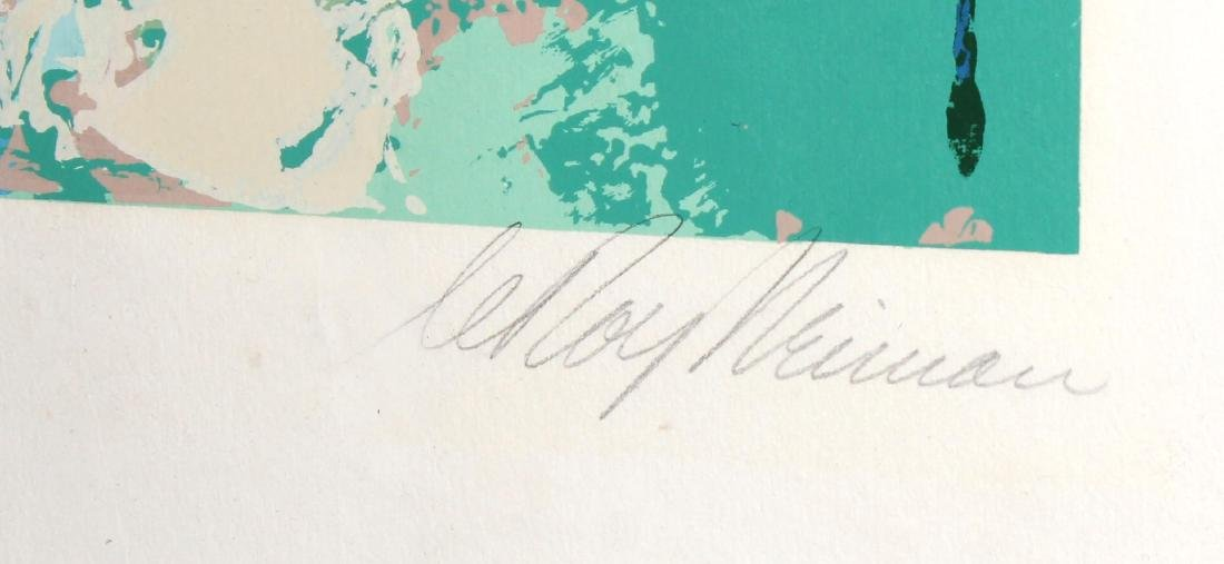 LeRoy Neiman - Downhill - 2