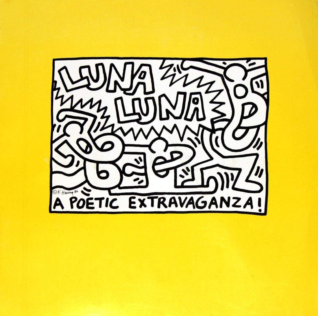 Keith Haring - Luna Luna Karussell - 2