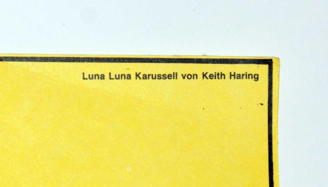 Keith Haring - Luna Luna Karussell - 3