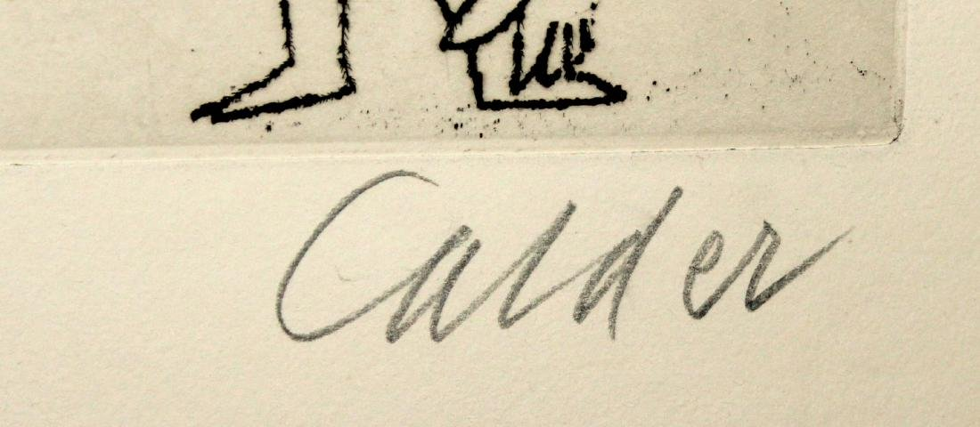 Alexander Calder - Santa Claus VII - 2