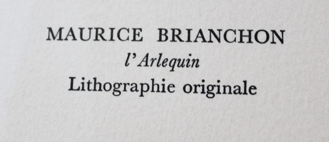 Maurice Brianchon - l'Arlequin - 2