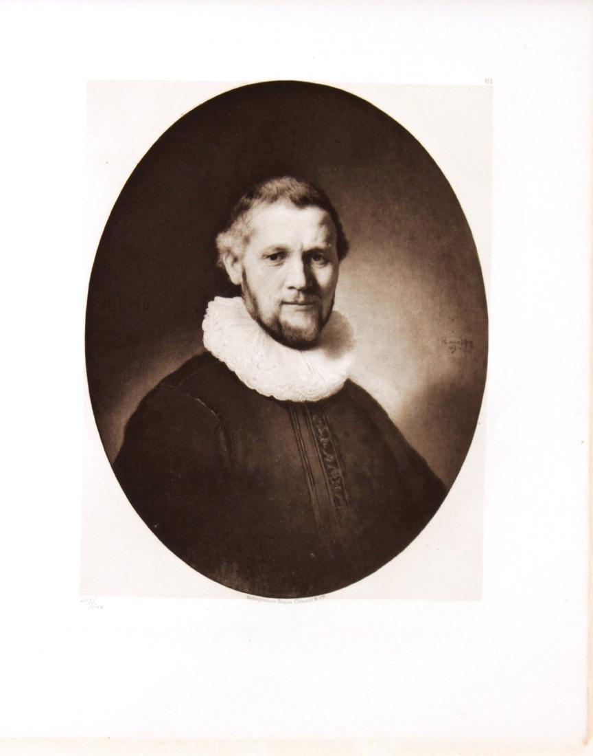 Rembrandt van Rijn - Portrait of a Man of Forty