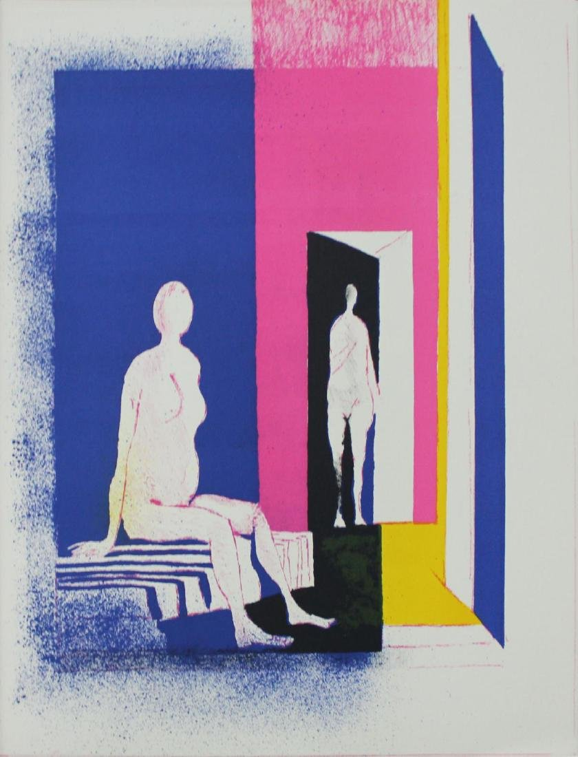 Paul Guiramand - Interieur