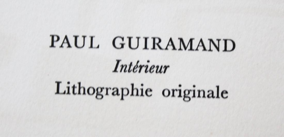 Paul Guiramand - Interieur - 2