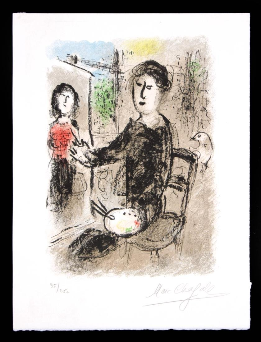 Marc Chagall - Les Ateliers de Chagall