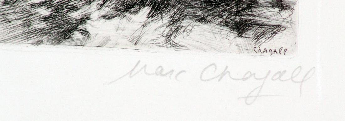 Marc Chagall - Death and Woodsman - 2