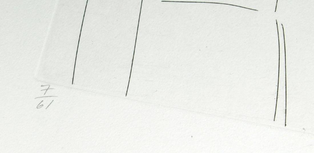 David Hockney - Ann in the Studio - 3