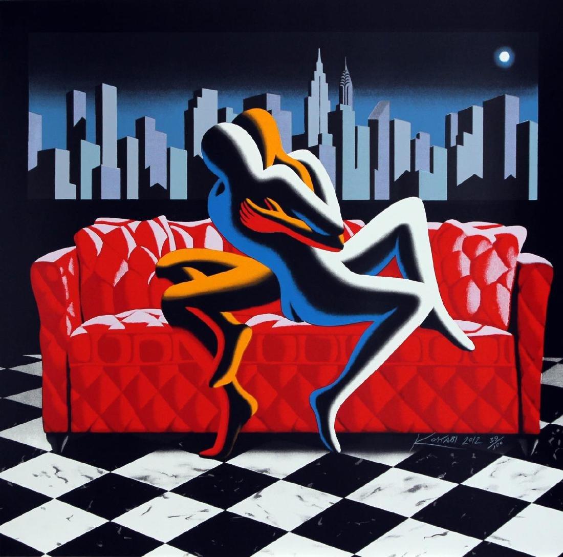 Mark Kostabi - American Dream