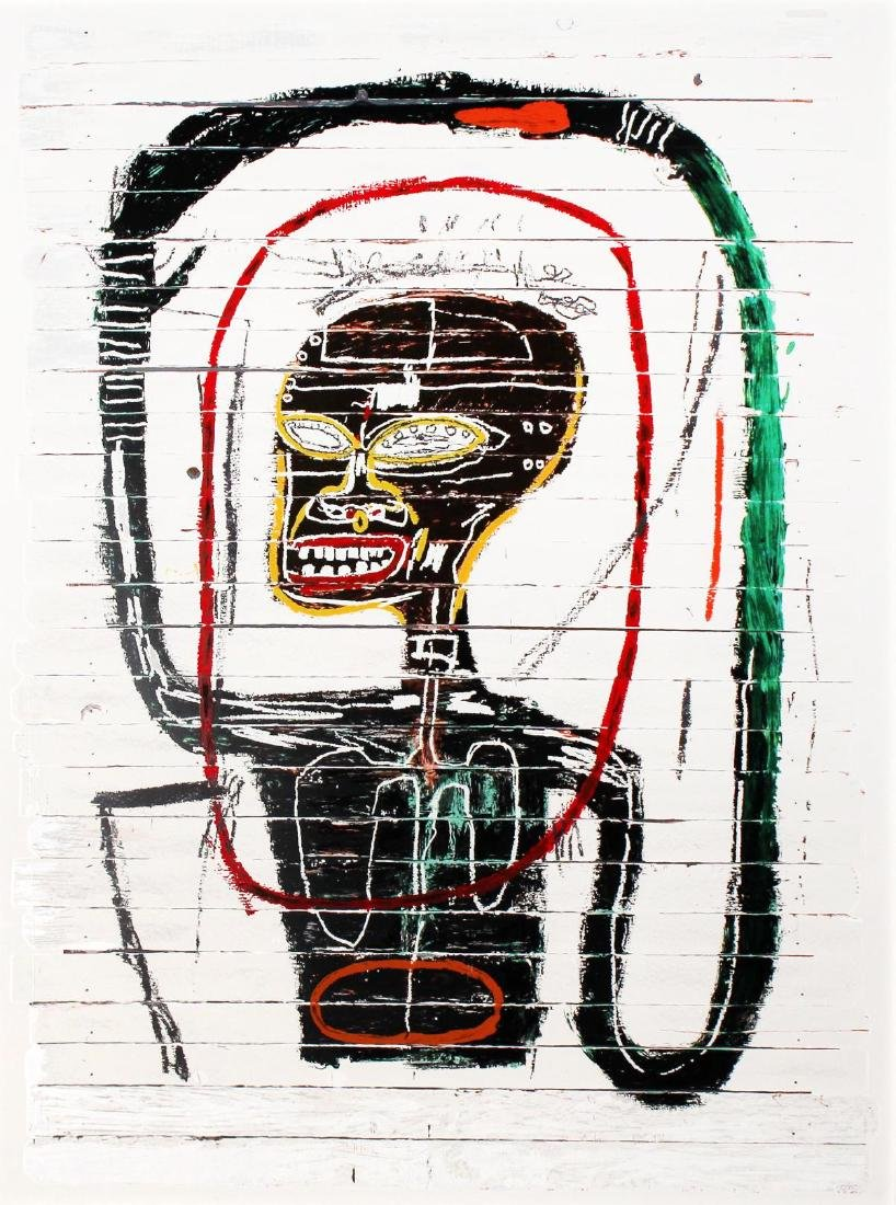 Jean-Michel Basquiat - Flexible