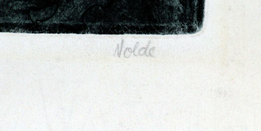 Emile Nolde - Tischgesellschaft - 2