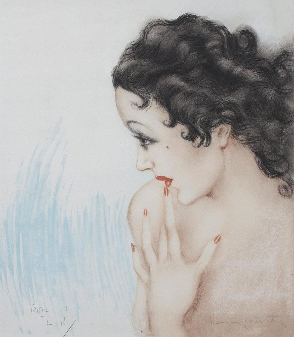 Louis Icart - Winsome