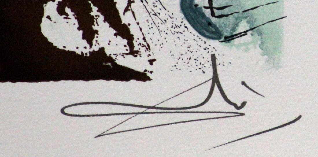 Salvador Dali (After) - Race Horse - 3