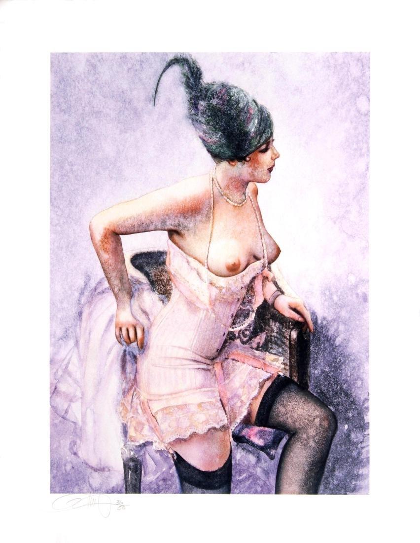 Olivia de Berardinis - Burlesque Pinup