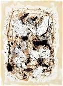 James Groody - Untitled Abstract Work