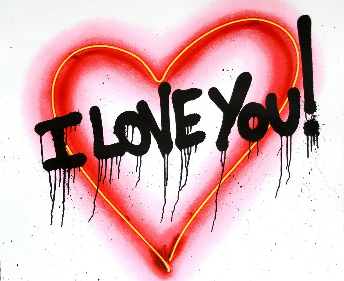 Mr. Brainwash - Speak from the Heart (I Love You)