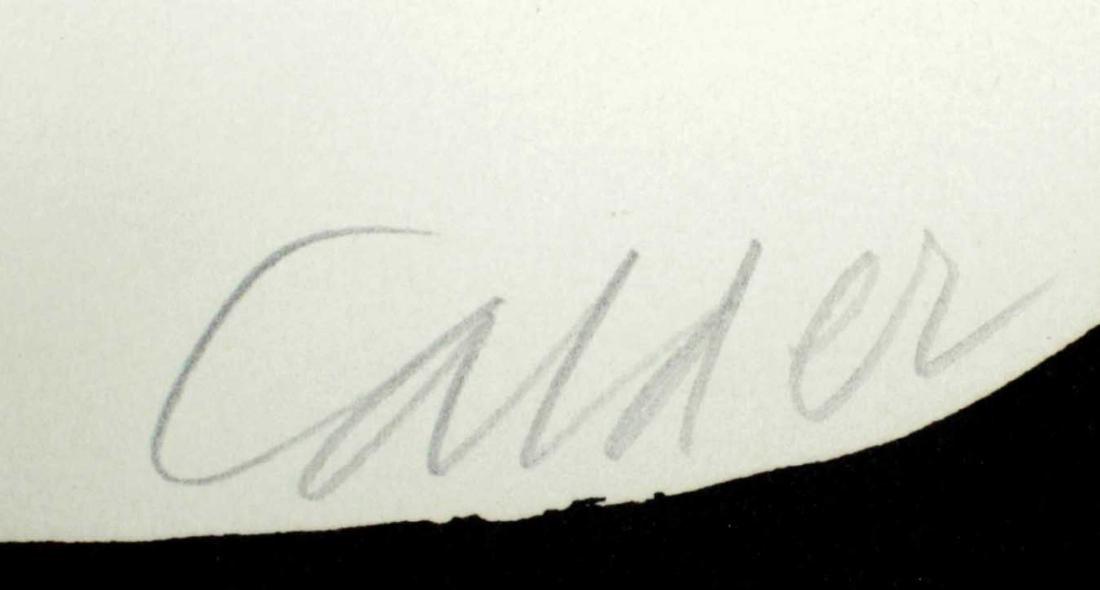 Alexander Calder - Bateau Noir - 2