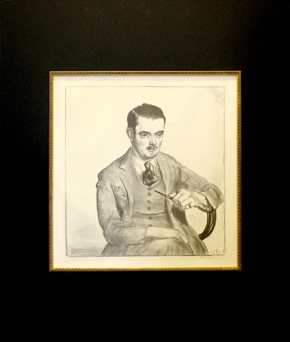 George Bellows - Portrait of Louis Bouche - 2