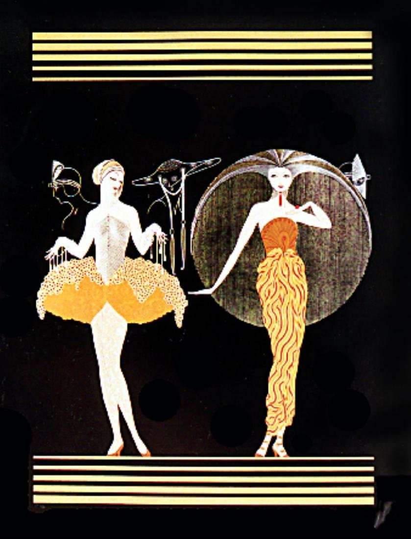 Erte - Morning Day