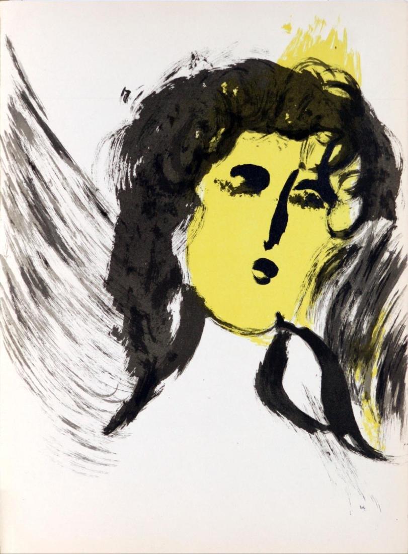 Marc Chagall - Woman Angel