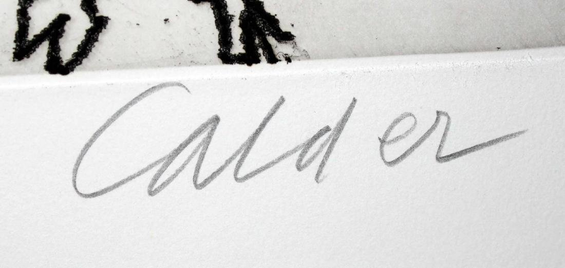 Alexander Calder - Untitled from Santa Claus - 2