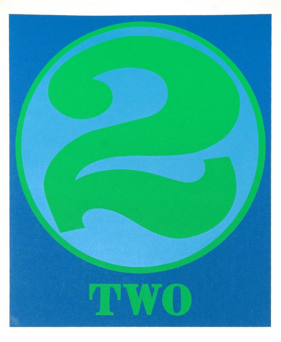 Robert Indiana - Two