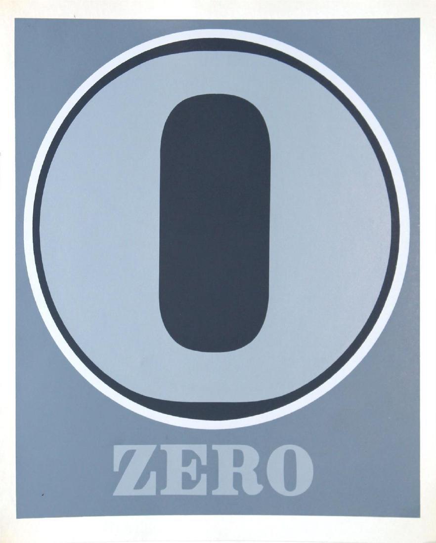 Robert Indiana - Zero